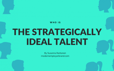 Who Is Your Strategically Ideal Talent?