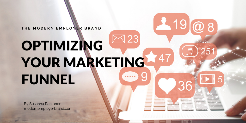 The Marketing Funnel in Modern Employer Branding