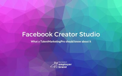 Facebook Creator Studio had a facelift and I'm loving it!