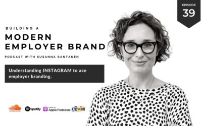 Why it is a great idea to do employer branding on Instagram? [podcast #39]