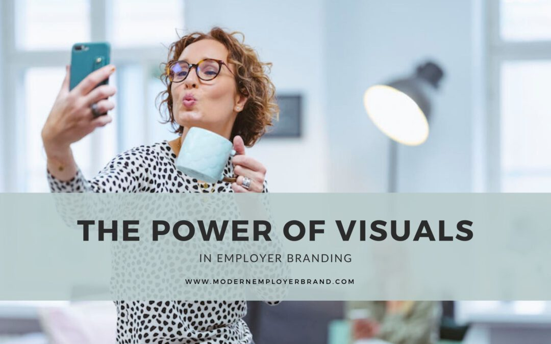 Blog banner MEB 41 The power of visuals in employer branding by Susanna Rantanen