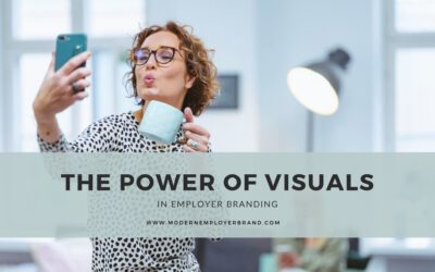 The power of visuals in employer branding [podcast #41]