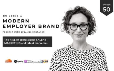 3 reasons why professional talent marketing is fast becoming relevant [podcast #50]