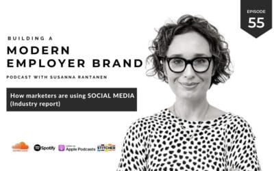 How marketers are using social media [podcast #55]?