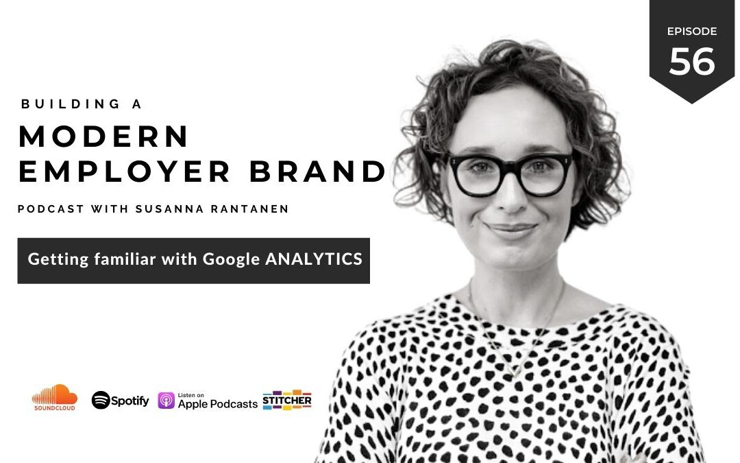 Getting familiar with Google Analytics [podcast #56]
