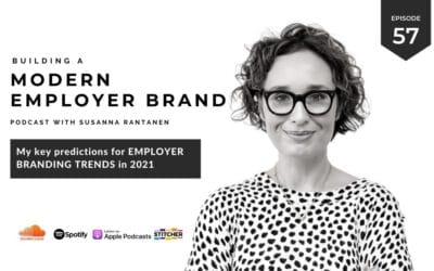 Employer branding trends 2021 in modern talent marketing [podcast #57]