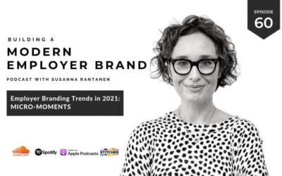 Micro-moments are relevant in modern employer branding [podcast #60]
