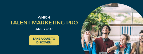 Which talent marketing pro profile are you