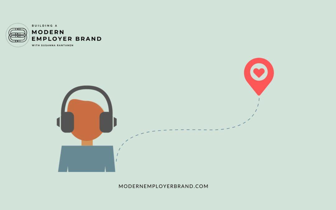 Candidate journey blog banner The Modern Employer Brand Blog
