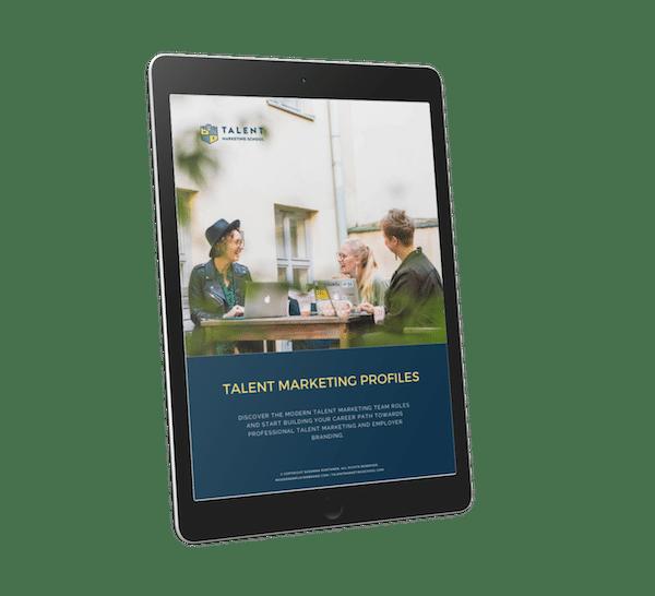 Talent Marketing Profiles Employer Brand management