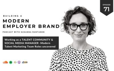 Using social media to build a Talent Community [podcast #71]