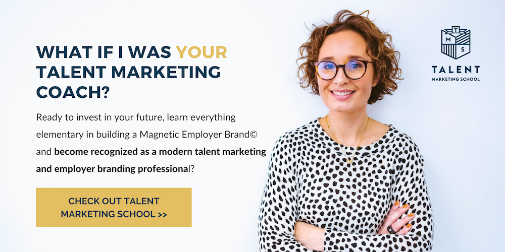 What is I was your talent marketing coach